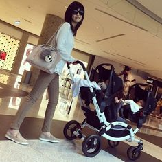 thanks @blackielovelife  #abcdesign #thinkbaby #zoommoments #shopping #twins #tandem #carseats #travelsystem #abcdesign_zoom #zoom #mother #motherlove #children #kinderwagen #child #kids #instagood #instababy #photooftheday