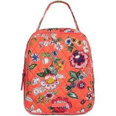 0195948722ad Vera Bradley Signature Lunch Bunch Bag ( 34) ❤ liked on Polyvore featuring  home