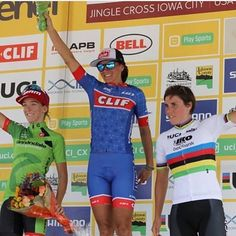 A VICTORY to start the season! Congratulations to of for winning the first UCI World Cup cyclocross race of the season! Iowa, World Cup, Victorious, Congratulations, Racing, Events, Seasons, Sports, Happenings
