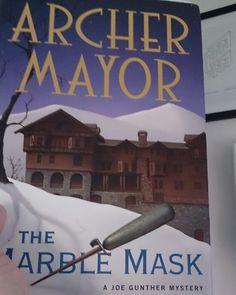 Archer Mayor, Joe Gunther, The Marble Mask, book 11