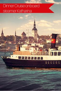Enjoy a sailing tour of Tallinn Bay. Listen to interesting and comical sea legends and stories of old port life while relishing a delicious sailor-style dinner! https://www.likealocalguide.com/tallinn/tours/dinner-cruise-or-a-meal-on-the-sea-onboard-steamer-katharina