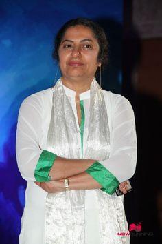 Suhasini Mani Ratnam at O Kadhal Kanmani Audio Success Press Meet