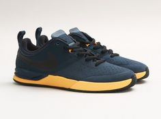 Nike SB Project BA - Armory Navy / Total Orange
