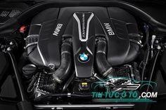 BMW 520i 2017 trang bị động cơ xăng tăng áp kép I4