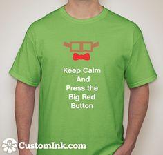 A Goop's World-themed T-Shirt!