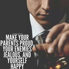 Best thought to lead your life happy and progressive!!! #happylife #proudparents #jealousenemies
