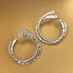 Earrings by Nikos Koulis, photo by @kremkow