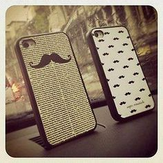 Iphone Mustage <3