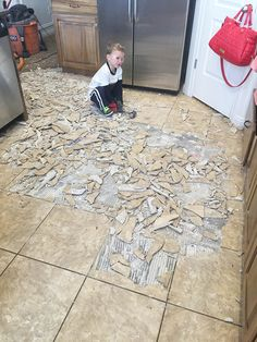 How to remove ceramic tile yourself