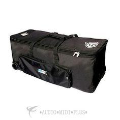 Protection Racket 38 x 16 x 10-Inch Hardware Bag Wheels - 5038W-09-U