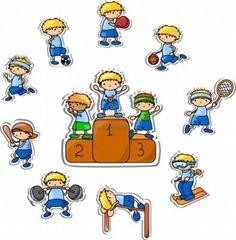 deporte ninos caricatura | Resultados de la búsqueda | Mundo Imágenes