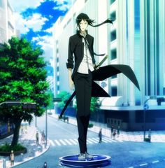 Kuroh from K-Project ♥