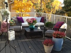 Lovely autumn colors Outdoor Furniture Sets, Outdoor Decor, Autumn, Colors, Home Decor, Texture, Decoration Home, Fall Season, Room Decor