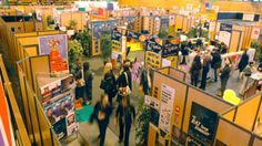 Clermont-Ferrand. The most important short film market in the world! A must in our calendar.