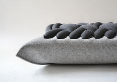 Want: Puffs and Pillows from Kumeko Designs