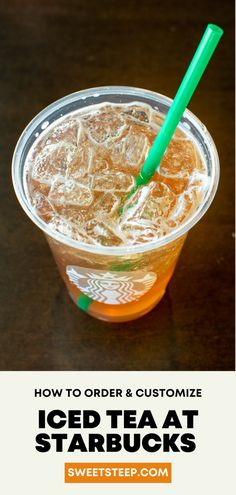 All about Starbucks iced tea drinks including iced tea lemonades. See how to order and customize your favorite iced tea. #starbucks #icedtea #drinks #orders #best #lemonade Lemonade Menu, Iced Tea Lemonade, Starbucks Tea, Tea Drinks, Latte Recipe, Tea Latte, Brewing Tea, Tea Blends, Drinking Tea