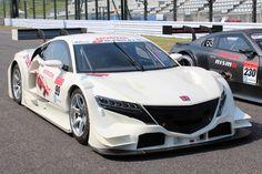 2014 Honda NSX Concept #SuperGT