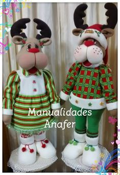 Used Hobbies For Sale Refferal: 5361464095 Classy Christmas, All Things Christmas, Christmas Time, Reindeer Craft, Holiday Crafts, Holiday Decor, Christmas Sewing, Christmas Decorations, Christmas Ornaments