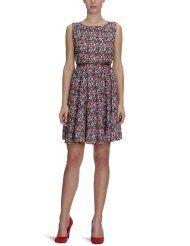 VILA CLOTHES Damen Kleid (knielang), 14004912 Fleur New Dress