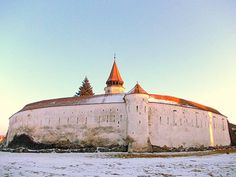 Prejmer Fortified Church, part of the Saxon heritage Bucharest Romania, Fortification, Best Memories, Plan Your Trip, Tour Guide, Day Trips, Castles, Monument Valley, Taj Mahal