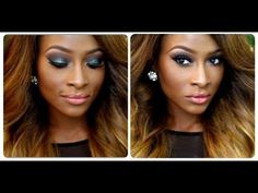 ▶ Midnight Sparkle ft Urban Decay Vice 2 Palette - YouTube