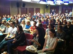 Attendees at the 1st UK Paleo conference, #HealthUnplugged! #paleo