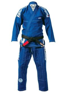 Tatami Estilo Premier BJJ GI - Blue Jiu Jitsu Judo training and Competition The Tatami Estilo is the culmination of years of development and research by the professional Gi designers at Tatami Dojo, Judo Gi, Judo Training, Brazilian Jiu Jitsu Gi, Fight Wear, Mma Gear, Ju Jitsu, White Camo, Class Design