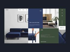 Mondrian Style Web page designed by Jekin Gala. Connect with them on Dribbble; the global community for designers and creative professionals. Ux Design, Page Design, Layout Design, Graphic Design, Modular Furniture, Furniture Design, Simple Furniture, Furniture Logo, Plywood Furniture
