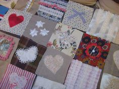 Hen Party quilting at Nest, Crouch End