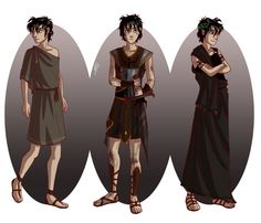 3 Nicos *.*   He is better in the first one :3