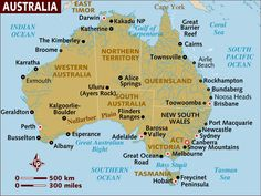 *Note* Flight times from SYDNEY to (Brisbane) Queensland Northern Territory (Perth) Western Australia 5 hrs, (Adelaide) South Australia Melbourne (Victoria) Tasmania Australia Map, Visit Australia, Sydney Australia, Western Australia, West Coast Australia, Alice Springs Australia, Broome Australia, Ayers Rock Australia, Australia Tattoo