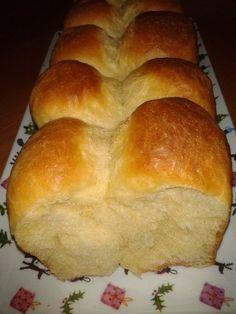 Moje Wypieki | Brioche Polish Recipes, Polish Food, Middle Eastern Recipes, Dinner Rolls, Sweet Bread, Pain, Baked Goods, Sweet Recipes, Food To Make