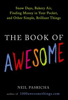 Book of Awesome... and it is.