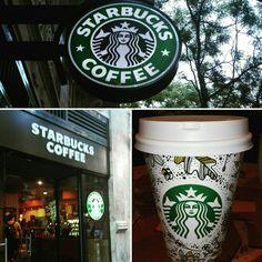 Starbuck coffee - valencia