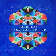 Kaleidoscope - Coldplay, CD (EP)
