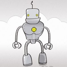 robô.