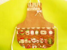 Tablier de cuisine fantaisie pour bouteille . : Cuisine et service de table par splendeur-du-tissu