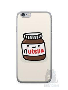 Capa Iphone 6/S Nutella #2