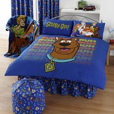 Scooby Doo Bedding - Basics Double Duvet Set