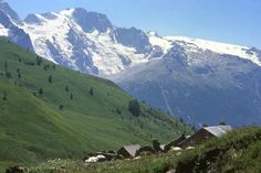 The Alps, Backpack Europe