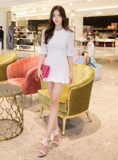 Lace Dress [Tom & Rabbit] 11Street #koreanfashion #businesschic #workclothes