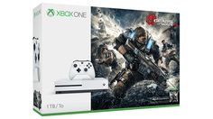Grab an Xbox One S and Gears of War 4 for $270 Right Now That's $80 less than the bundle usually costs. Last updated by Chris Pereira on November 23, 2016