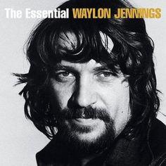 Waylon Jennings - The Essential Waylon Jennings, Red