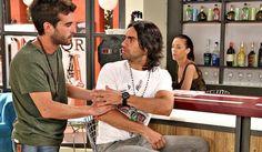 Nicolás Cabré y Gonzalo Heredia: ¿a las trompadas? - Yahoo Celebridades Argentina