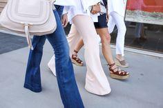 Spring White - Fashion 2016 Outfit Ideas