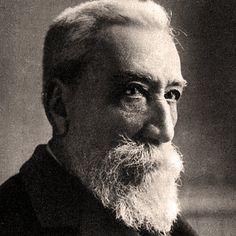 ANATOLE FRANCE (1844-1924). Escritor francés.  Su familia era propietaria de una librería.  De 1876 a 1890 fue bibliotecario del Senado