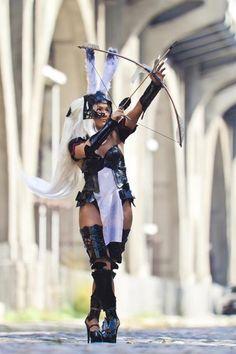 Fran cosplay