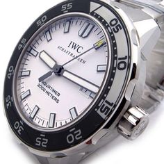IWC Aquatimer IW356805 2000M