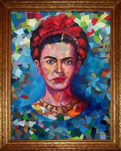 Susanna Vesna: Frida Kahlo- Mexican Icon