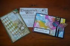 cardmaking velveteen technique - Google Search